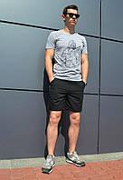 Молодежные летние шорты Dandy черного цвета