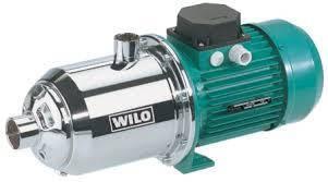 Насос для водоснабжения, WILO Германия MC 304 малошумный 0,55 Вт 4,5 м3/ч