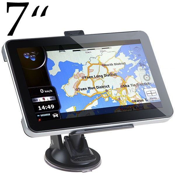Gps-навигаторы 7 дюймов