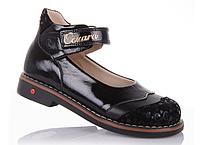 Школьная обувь для девочки Cezara Rosso 190146