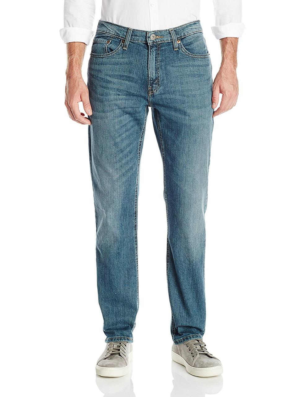 Джинсы Signature by Levi Strauss & Co Athletic, Murray, 32W32L, 945510044