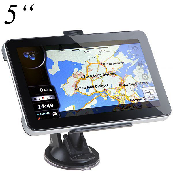 Gps-навигаторы 5 дюймов