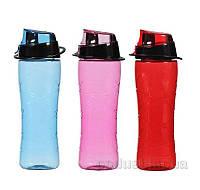 Бутылка для спорта Herevin Como Mix 650 мл 161502-000  цвет голубой