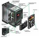 Частотный преобразователь Danfoss (Данфосс) VLT Micro Drive FC 51 0,37 кВт / 1фаз. (132F0002), фото 3