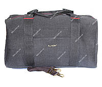 Большая вместительная тканевая дорожная сумка (А-101)
