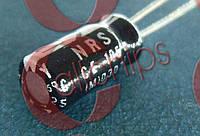 Электролитический конденсатор NIC NRSY220M50V5*11 22мкФ 50В 5мм*11мм 20% D2.0 105C DIP