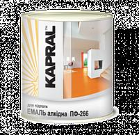 Эскаро Kapral ПФ-266 - Эмаль для пола, 0,9кг.