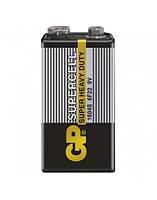 Батарейка солевая GP Supercell 9V AKO-BAT-004