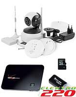 КОМПЛЕКТ 3G видеонаблюдения COLARIX ГУАРД 3G