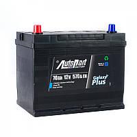 Автомобильный аккумулятор AutoPart Plus j 70Ah/570A (0) R