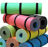 Коврики для фитнеса, туризма и отдыха