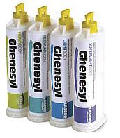 Ghenesyl, Superlight Body, корректор для А - силикона, 2 картриджа по 50 мл + насадки, Lascod.