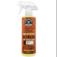 Мягкий премиум очиститель для кожи с витамином Е Leather Quick Detailer matte finish 473мл SPI21616