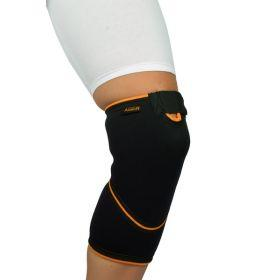 Бандаж для связок коленного сустава (закрытый длинный) Armor ARK2100 размер S, M, L, XL, XXL