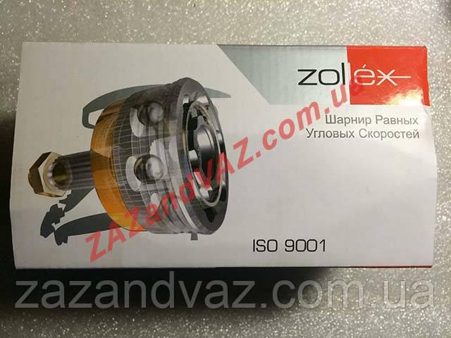 Шрус внутрішній триподный трехшиповик (граната) Сенс Sens 1.3 Zollex Польща в зборі SR-1102V