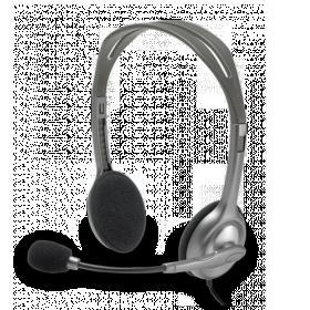 Гарнитура IT LOGITECH Stereo Headset H110