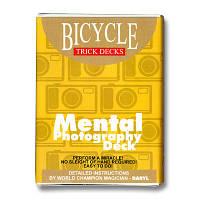 Трюковая колода | Bicycle Mental Photography Deck