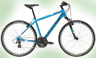 """Велосипед 28"""" Cannondale Quick CX 5 рама -XL (голубой)"""