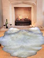 """Шкура овечья натуральная """"Ексклюзив"""", размер 120х70"""