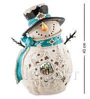 Подсвечник Снеговик (Pavone) BS-536