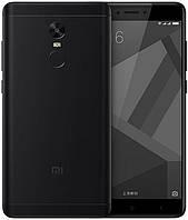 """Xiaomi Redmi Note 4X Black 4/64 Gb, 5.5"""", Helio X20, 3G, 4G"""