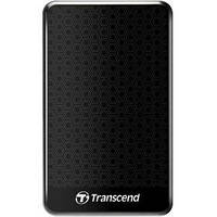 "Внешний жесткий диск TRANSCEND 1TB TS1TSJ25A3K USB 3.0 Storejet 2.5"""" Black"