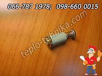 Электромагнитный клапан ( магнитная пробка) крана духовки газовой плиты Брест на одну термопару, фото 1