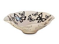 """Ваза для конфет FRANCO """"Песочные бабочки""""  316-795"""