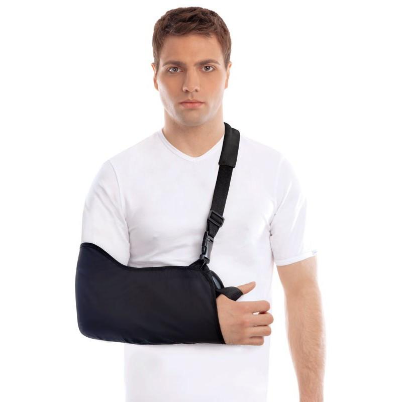 Косыночная повязка на плечевой сустав цена колено болит и щелкает