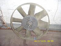 Вискомуфта c крыльчаткой МАН F-2000