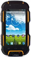 "Sigma mobile X-treame PQ23 black-orange IP68, 1/8 Gb, 4.02"", MT6582, 3G"