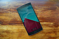 Смартфон LG G4 US991 Black Leather 32Gb Оригинал!