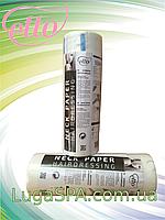 Воротнички парикмахерские бумажные в рул. 6,5см*34м, картонная втулка