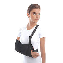 Бандаж для руки поддерживающий с фиксатором (косыночная повязка) Toros-Group (Украина)