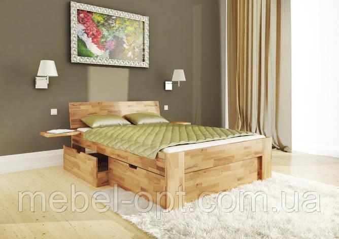 Кровать двуспальная b111, фото 2