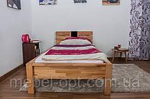Кровать односпальная b100, фото 2