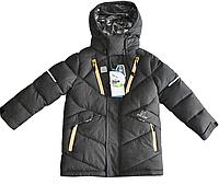 Куртка KIKO зимняя для мальчика БИО ПУХ 122,128,134,140