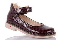 Школьные туфли для девочек Cezara Rosso 190155