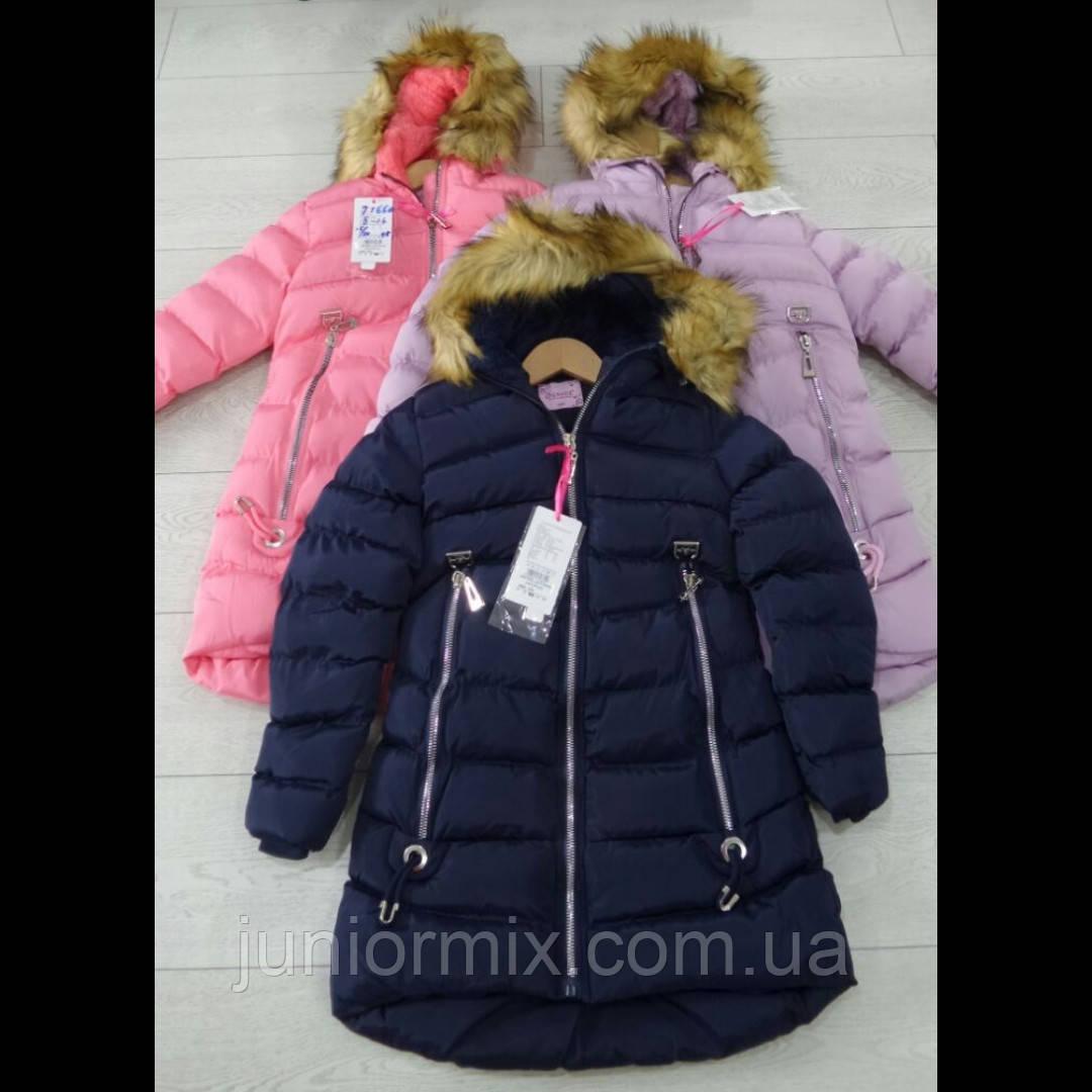 7a939650d4c4ab ВЕНГРИЯ, фото 4 GRACE зимние детские подростковые куртки для девочек оптом.