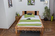Кровать полуторная b104, фото 3