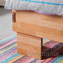 Кровать полуторная b113, фото 3