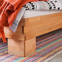 Кровать полуторная b113, фото 2