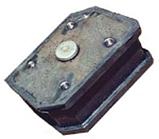 Амортизатор опоры двигателя Д-240 трактора МТЗ 240-1001025 , фото 2