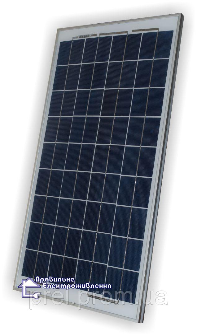 Сонячна батарея Perlight PLM-030P/12 ( 30 Вт )