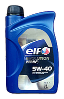 Масло моторное ELF Evolution 900 NF 5W-40, 1л