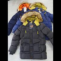 Оптом подростковая детская куртка для мальчиков  GRACE.ВЕНГРИЯ