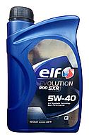 Масло моторное ELF Evolution 900 SXR 5W-40, 1л