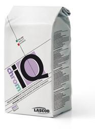IQ Chrom тип 2 (время застывания 4мин 35сек), альгинат с цветовой индикацией фаз, 453 г. Lascod Италия - СТОМИКО в Киеве