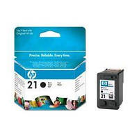 Картридж HP №21 для DJ3920/PSC1410 (C9351AE) Black
