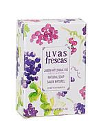 Органическое мыло ручной работы Uvas Frescas